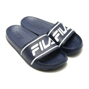 "Fila Big Kids' ""SLEEK SLIDE LT"" Sandals"